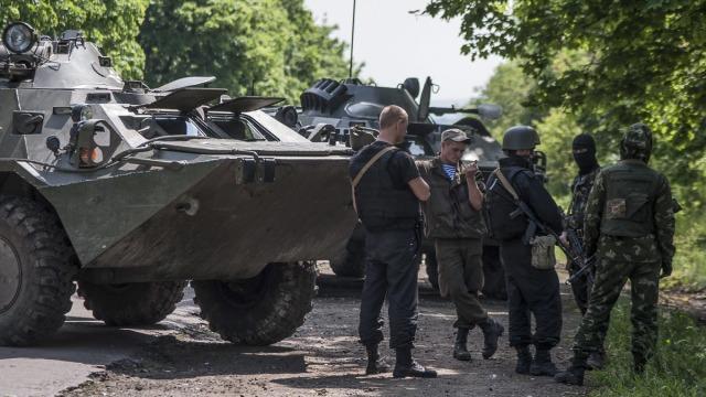 Żołnierze przeszli do Rosji, znaleźli się na Ukrainie. Prokuratura wszczęła śledztwo