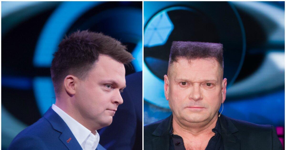 Szymon Hołownia Zafascynowany Fryzurą Detektywa Rutkowskiego