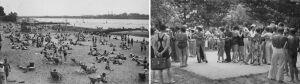 Przed wojną Warszawa odpoczywała nad Wisłą