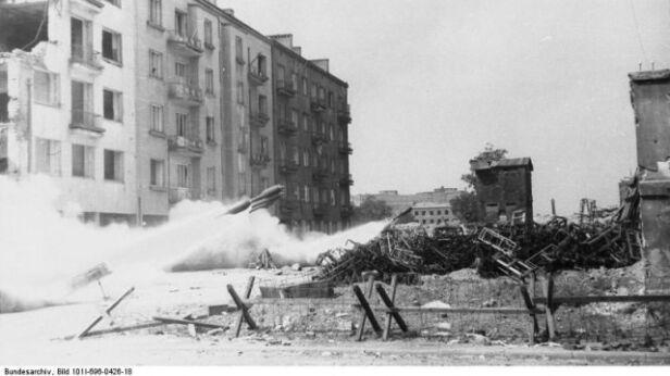Niemcy byli przygotowani na prowadzenie walki obronnej Bundesarchiv