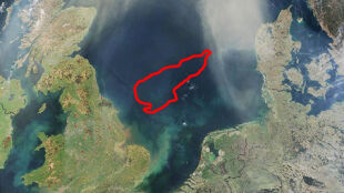 Tsunami zmyło naturalne przejście między Europą a Wyspami Brytyjskimi