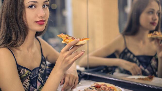 Lustro sprawi, że minie Ci ochota na niezdrowe jedzenie