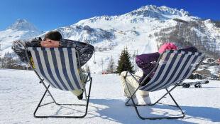 Warunki narciarskie w Polsce i w Europie: u nas śnieżnie, w Alpach wyjątkowo mroźno