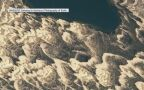 Wydmy u wybrzeży Brazylii - Lagoa dos Barros