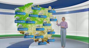 Prognoza pogody na wtorek 16.02
