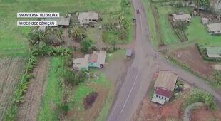 Yasa spowodowała ogromne powodzie i osuwiska ziemi
